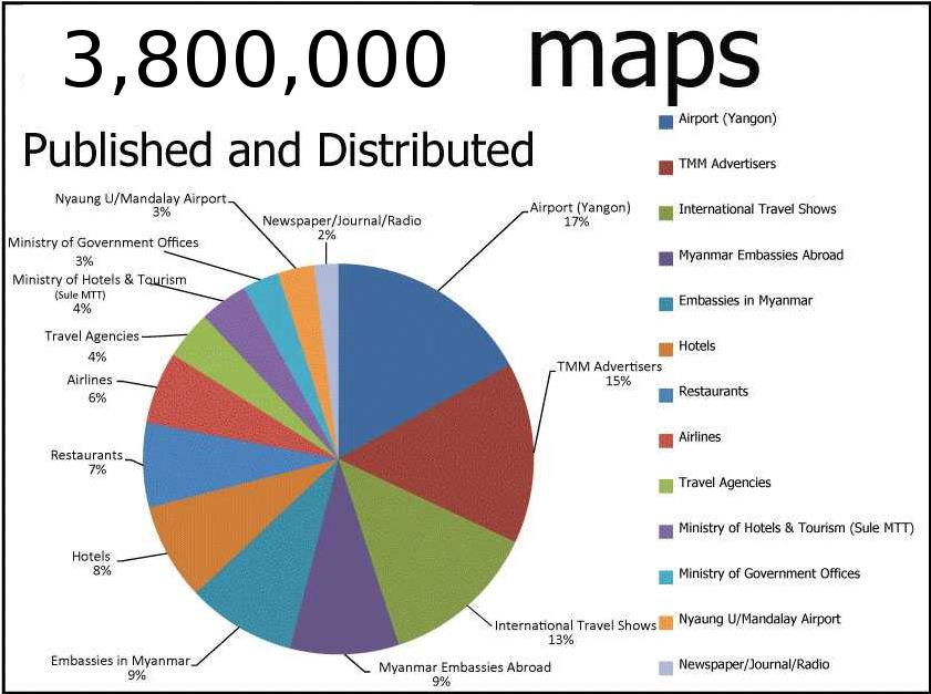 Myanmar Map, Yangon Map, GIS Map, Tourist Maps, GPS Tracking System